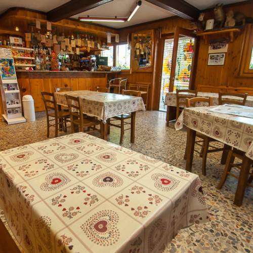 Bar – Albergo La Pineta – Aymavilles