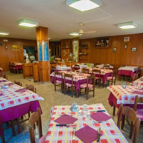 Sala Ristorante - Albergo La Pineta