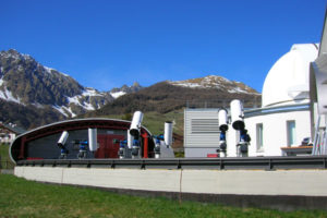 Osservatorio astronomico Fondation Clément Fillietroz