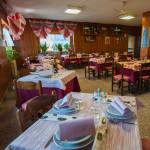 Sala Ristorante – Albergo La Pineta – Aymavilles