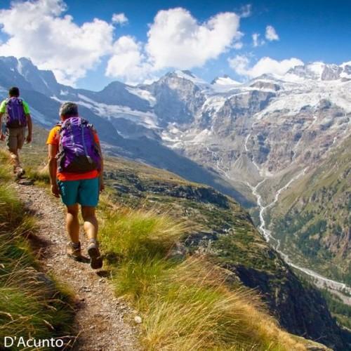Paesaggio del Parco Nazionale del Gran Paradiso - Foto da Davide d'acunto
