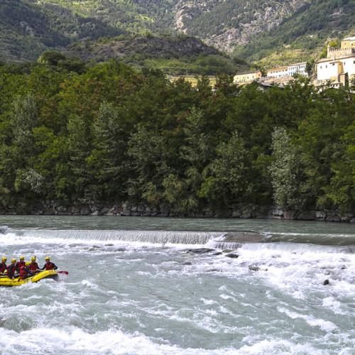 Rafting sulla Dora Baltea - Rafting Republic